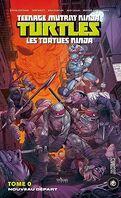 Les Tortues Ninja - TMNT, Tome 0 : Nouveau départ