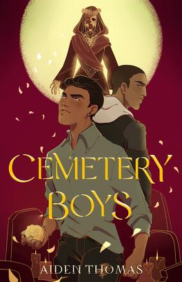 Cemetery Boys - Livre de Aiden Thomas