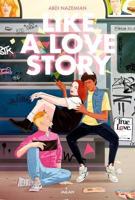 Like a love story : Le roman de l'amour au temps du SIDA
