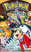 Pokémon : La Grande Aventure : Or et Argent, Tome 3
