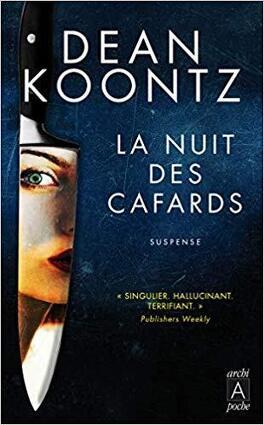 Couverture du livre : La Nuit des cafards