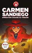 Carmen Sandiego, Tome 2 : Opération chasse au trésor