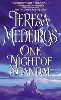 The Fairleigh Sisters, Tome 2 : One Night of Scandal