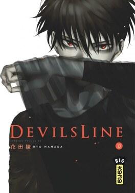 Couverture du livre : Devil's Line, Tome 13