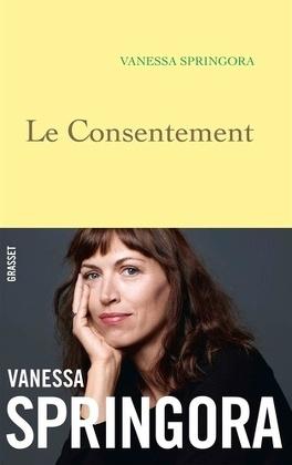 Couverture du livre : Le Consentement
