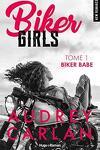 couverture Biker Girls, Tome 1 : Biker babe