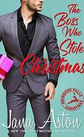 Reindeer Falls, Tome 1 : The Boss Who Stole Christmas