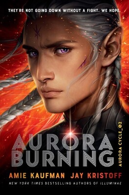 Couverture du livre : The Aurora Cycle, Tome 2: Aurora Burning