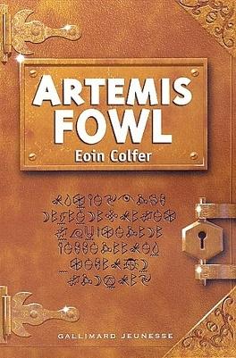 Couverture du livre : Artemis Fowl, Tome 1