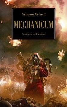 Couverture du livre : L'hérésie d'Horus, tome 9 : Mechanicum