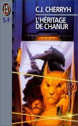 Couverture du livre : L'Héritage de Chanur
