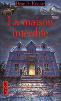 Couverture du livre : La Maison interdite