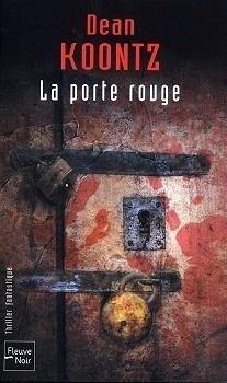 Couverture du livre : La Porte rouge