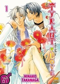 The Tyrant Who Fall in Love, Tome 1