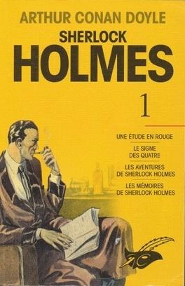 Couverture du livre : Sherlock Holmes, Intégrale 1