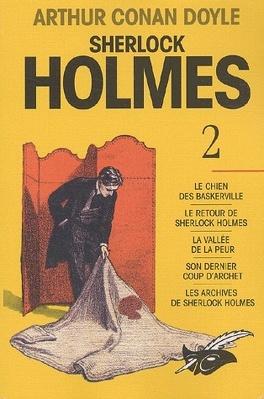 Couverture du livre : Sherlock Holmes, Intégrale 2