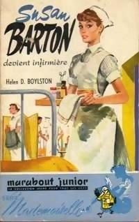 Couverture du livre : Susan Barton devient infirmière