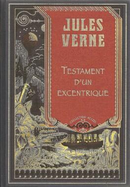 Couverture du livre : Le Testament d'un excentrique