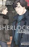 Sherlock, Tome 4 : Un scandale à Buckingham, Partie 1