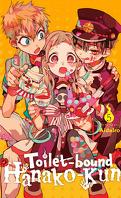 Toilet-Bound Hanako-kun, Tome 5