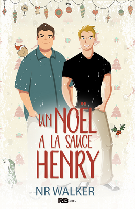 Couverture du livre : Le Poids des sentiments, Tome 1.5 : Un noël à la sauce Henry