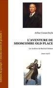 L'Aventure de Shoscombe Old Place