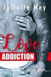 couverture Love addiction