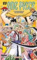 One Piece, Tome 93 : La Coqueluche du village d'Ebisu