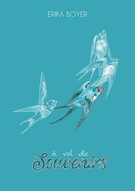 Couverture du livre : À vol de souvenirs