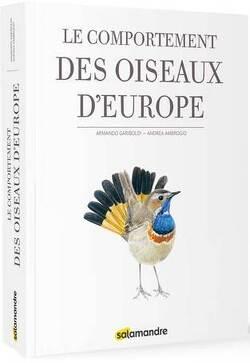 Couverture de Le comportement des oiseaux d'Europe