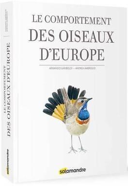 Couverture du livre : Le comportement des oiseaux d'Europe
