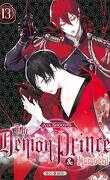 The Demon Prince and Momochi, Tome 13
