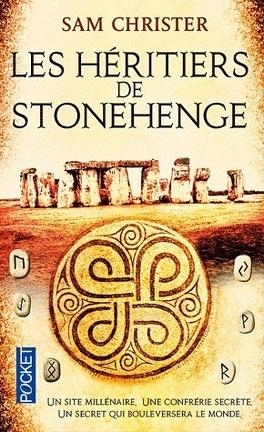 Couverture du livre : Les Héritiers de Stonehenge