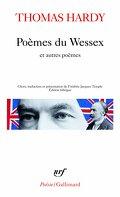 Poèmes du Wessex et autres poèmes - édition bilingue