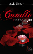 Candel in the night