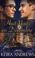 Huit nuits, Tome 1 : Huit nuits en décembre