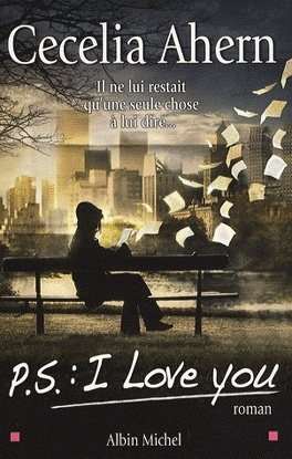Couverture du livre : PS : I Love You