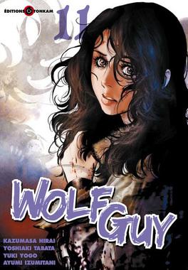 Couverture du livre : Wolf Guy, Tome 11