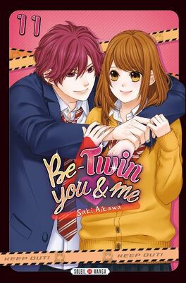 Couverture du livre : Be-Twin you and me, Tome 11