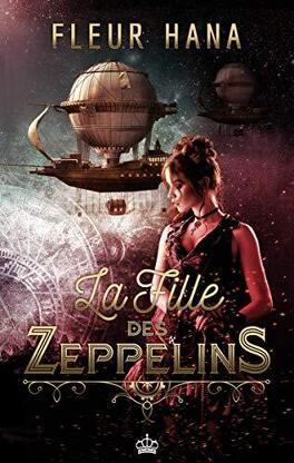 La fille des Zeppelins de Fleur Hana La-fille-des-zeppelins-1274371-264-432