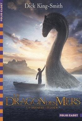 Couverture du livre : Le Dragon des Mers