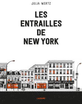 Couverture du livre : Les Entrailles de New York