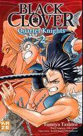 Black Clover - Quartet Knights, Tome 2