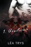 couverture Escape The Shadows, Tome 1 : Résilience