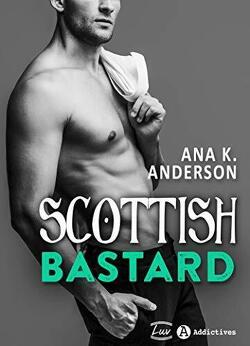 Couverture de Scottish Bastard