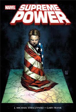 Couverture du livre : Supreme Power : Intégrale