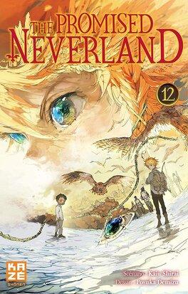 Couverture du livre : The Promised Neverland, Tome 12 : Le Son du commencement