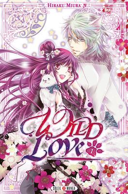 Couverture du livre : Wild Love, Tome 1