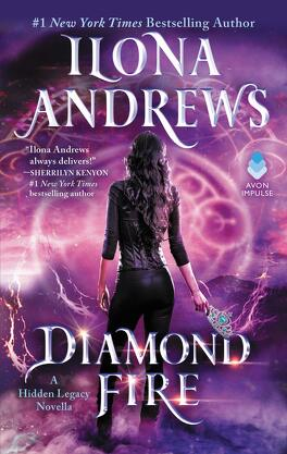 Couverture du livre : Dynasties, tome 3,5 : Diamond fire