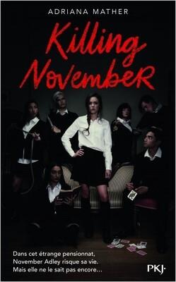 Couverture de Killing November